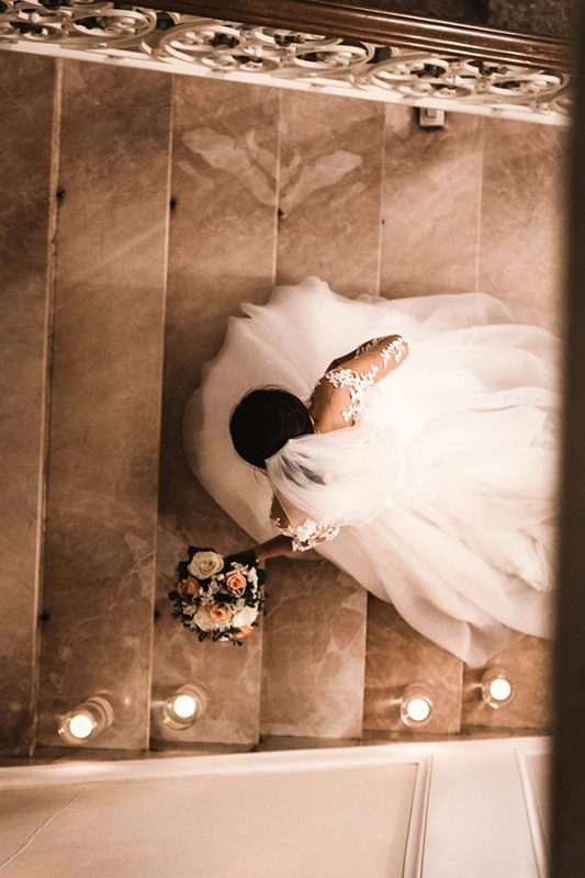 Matrimonio reportage Dell'Utri