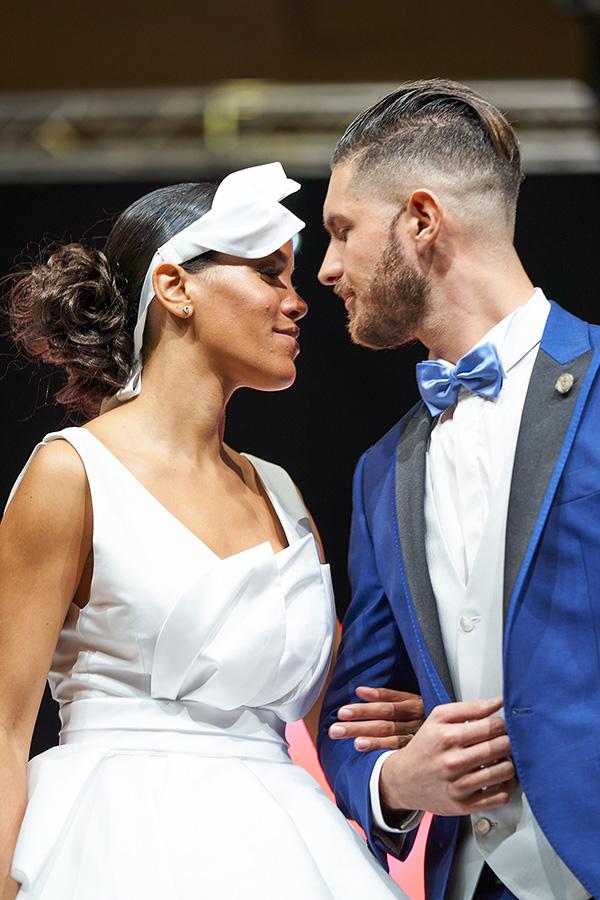 In questa foto un momento della passata edizione di Bergamo Sposi