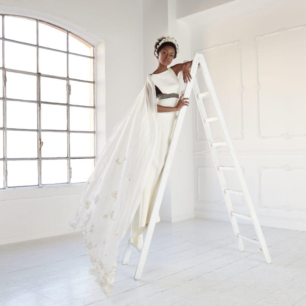 L'abito da sposa Iman della collezione 2022