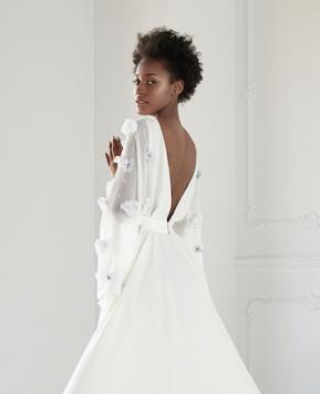 Abiti da sposa Gretel Z. 2022, l'esordio del nuovo brand Made in Italy