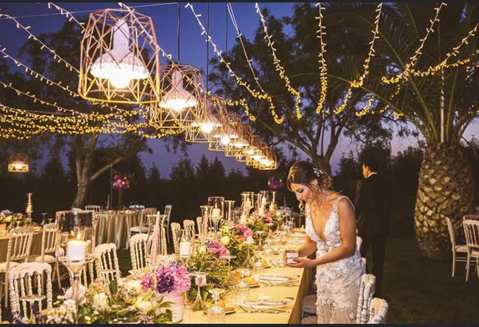 In questa foto un matrimonio di Marianna Giardina