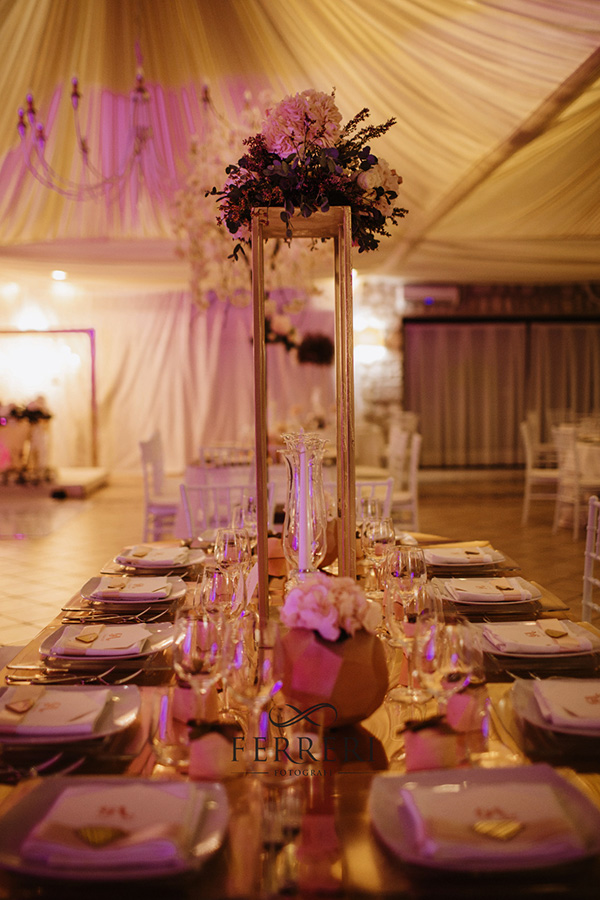 Marianna Giardina wedding event