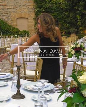 Il matrimonio di Martina e Salvo, nuovi colori e dettagli di tendenza nelle nozze firmate da Romina Davì
