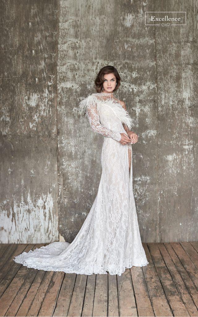 In questa immagine un abito della collezione Excellence 2022