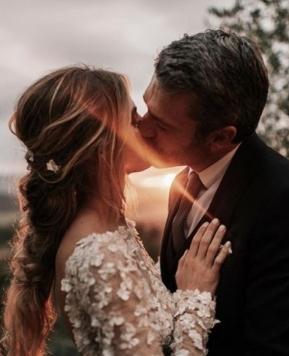 Matrimonio Luca Argentero e Cristina Marino, il sì in una cittadina umbra
