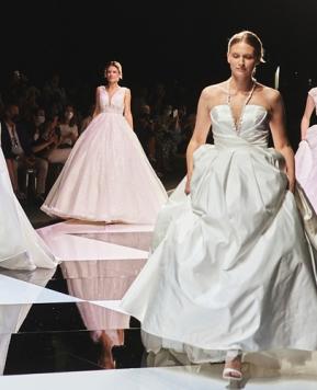 Bellantuono Bridal Group 2022, in passerella un vento di trasformazione