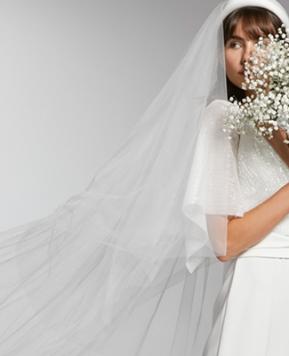 Tipi velo da sposa, ecco quali sono i fantastici 14!