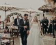 Vestiti da sposa Rosa Clará 2022, clean look ad alto tasso di eleganza