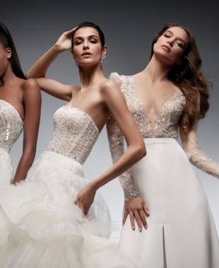 Abiti da sposa Nicole 2022, cinque linee per la sposa moderna