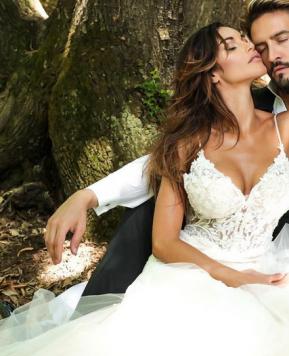 Matrimonio Alex Belli e Delia Duran, l'annuncio delle nozze con un post su Instagram