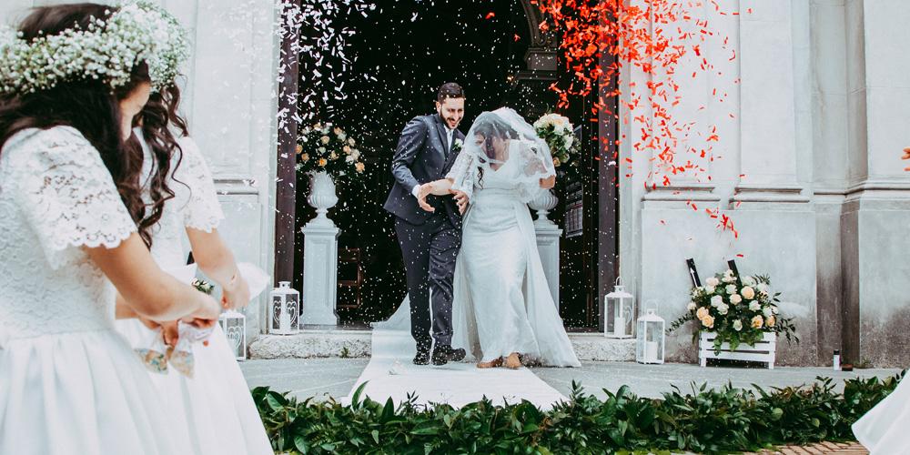 Un matrimonio organizzato da Sogna & Realizza