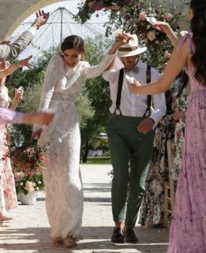 Matrimonio salentino Cira Lombardo: il nuovo mood che incanta