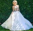 Abiti da sposa Angela Chiara Cernuto, due collezioni da sogno