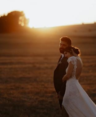 Diego Giusti e il reportage di matrimonio di Federica e Nicola nel cuore della Toscana
