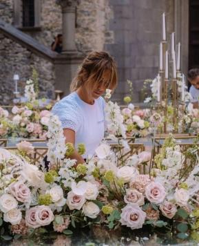 Federica Ambrosini, allestimenti floreali colmi di bellezza e stile