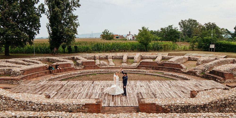 il matrimonio di erica canova