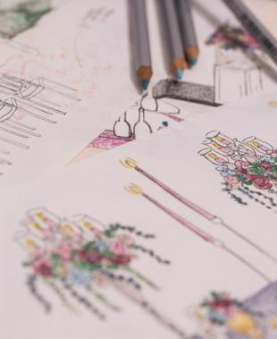 Ecco il corso di  Wedding Design  di Giovanna Damonte
