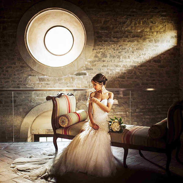 Destination wedding a Spao Borgo San Pietro