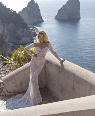 Abiti da sposa Michela Ferriero 2022, Blooming è la collezione della rinascita