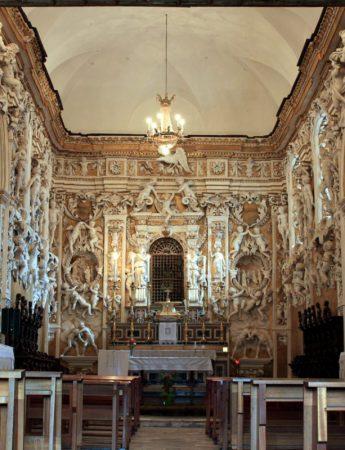 Cappella Castello dei Ventimiglia Castelbuono
