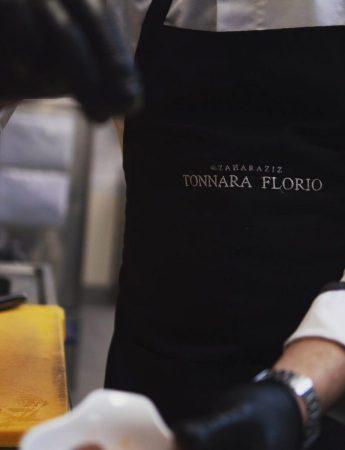 La cucina gourmet della Tonnara Florio