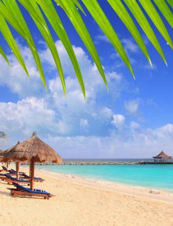 In foto la bellissima Riviera Maya