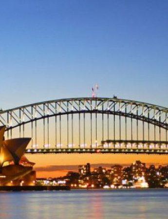 In questa foto un viaggio di nozze in Australia