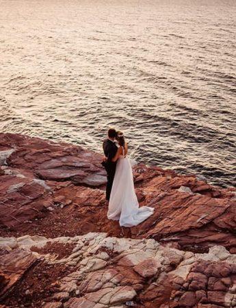 Una foto al mare
