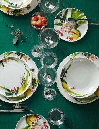 In questa foto una selezione di piatti che è possibile trovare da Longho