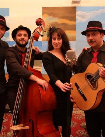 I 4Django Jazz Manouche Band
