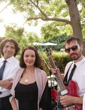 I componenti della GhegheJazz Musica Matrimoni ed Eventi