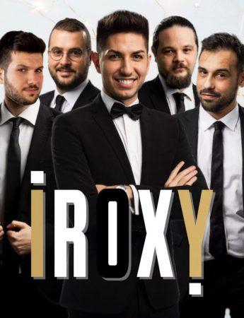 Una foto copertina dei Roxy
