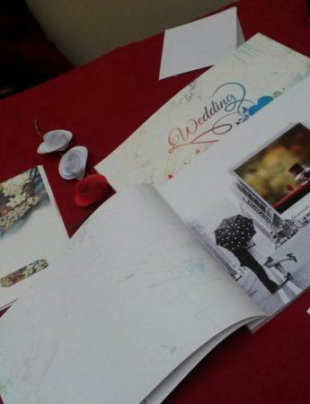 Bozze di alcune partecipazioni di nozze by Grafiche Sicilia