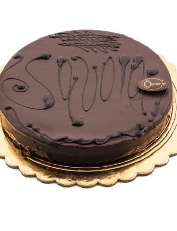 In questa foto la torta Savoia di Oscar