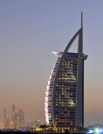 In questa foto Dubai