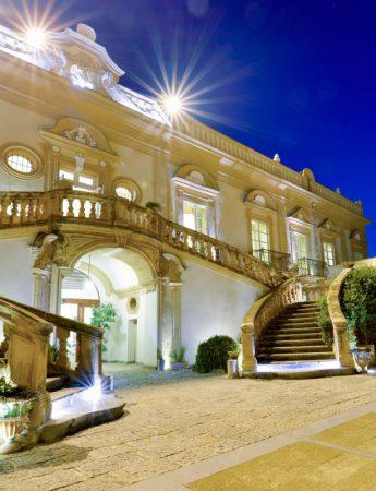 In questa foto Villa Bonocore Maletto a Palermo