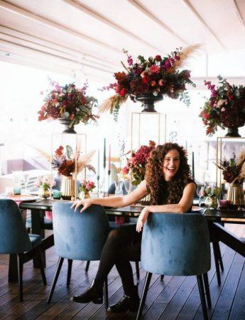 In questa foto la Wedding Planner Benedetta Carpanzano