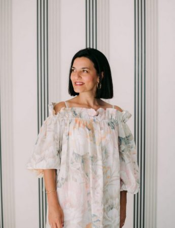In questa foto la Wedding Planner Roberta Torresan