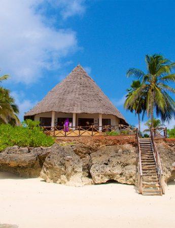 In questa foto una spiaggia di Zanzibar
